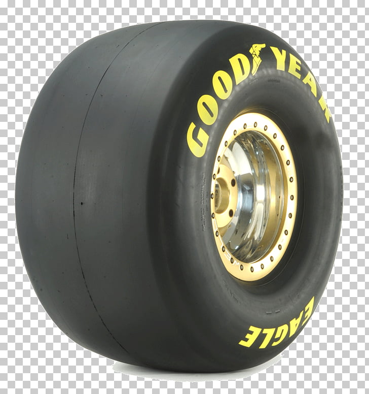 Car Goodyear Tire and Rubber Company Racing slick Drag.