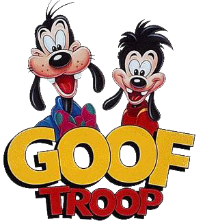 Goof troop clipart.