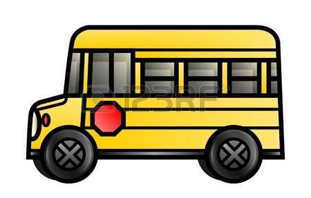 Cartoon Bus Stock Photos & Pictures. Royalty Free Cartoon Bus.