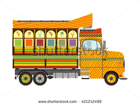 Indian Cartoon Stock Images, Royalty.