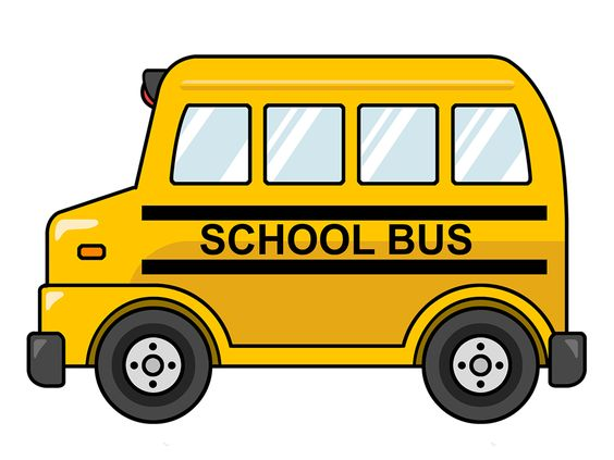 Free to Use & Public Domain School Bus Clip Art:.