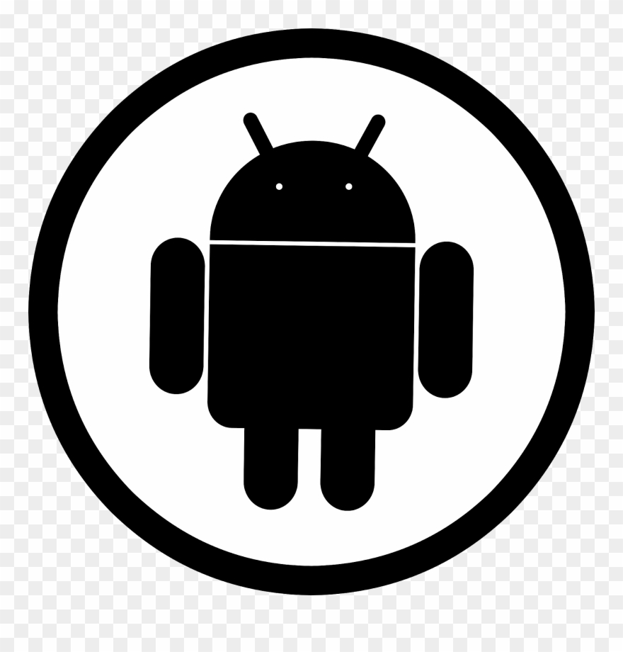 Android Icon Vector Clipart (#1524956).