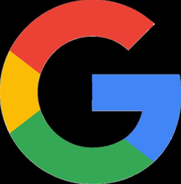 Google Favicon Logo.