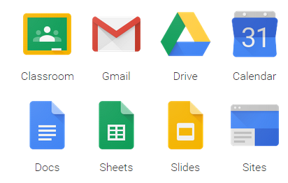 Google Apps for Education.