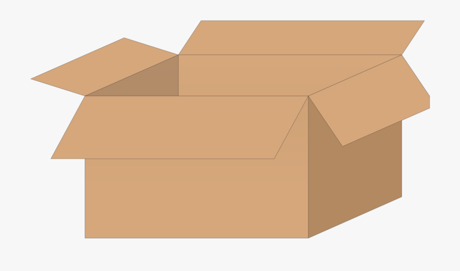 Paper Cardboard Box Packaging And Labeling.