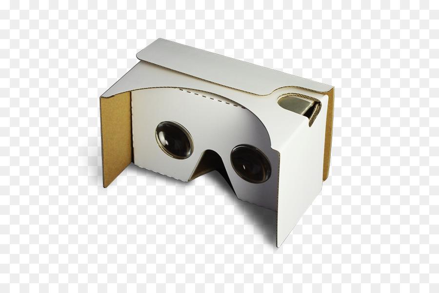 Google Cardboard Hardware png download.