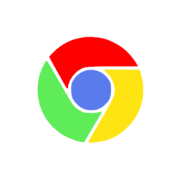 Google chrome browser clipart.