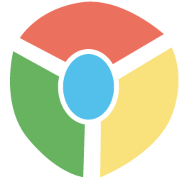 Chrome Icon.