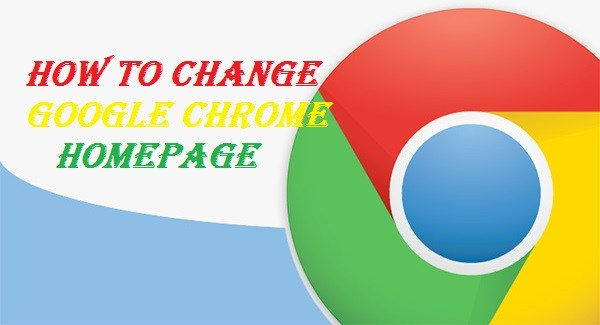 How To Change Google Chrome Homepage.