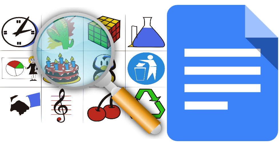 Control Alt Achieve: 4 Ways to add Clipart to Google Docs.