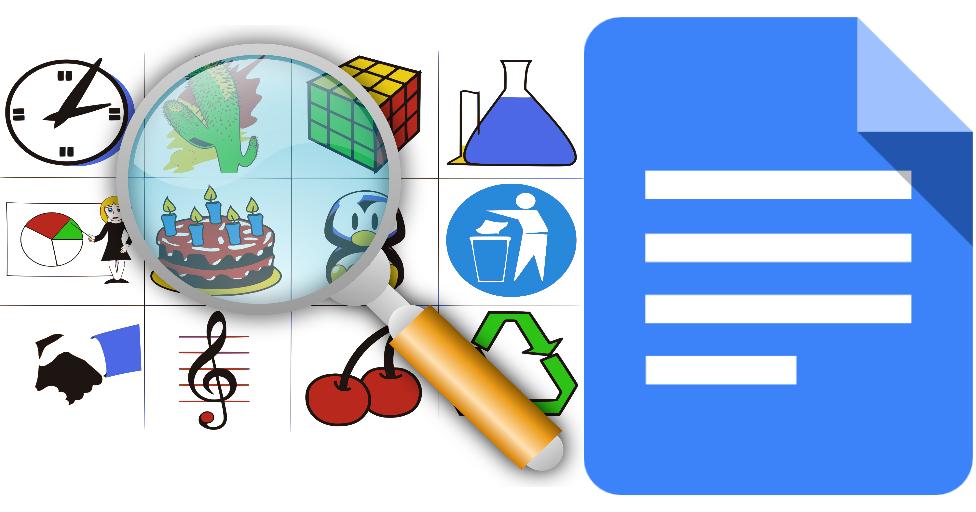 Control Alt Achieve: 4 Ways to add Clipart to Google Docs.