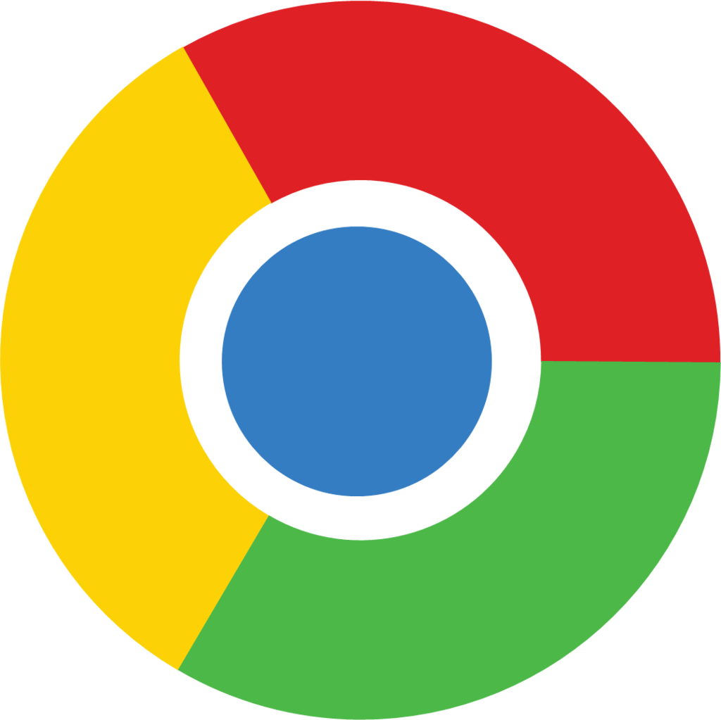 Chrome PNG Image.