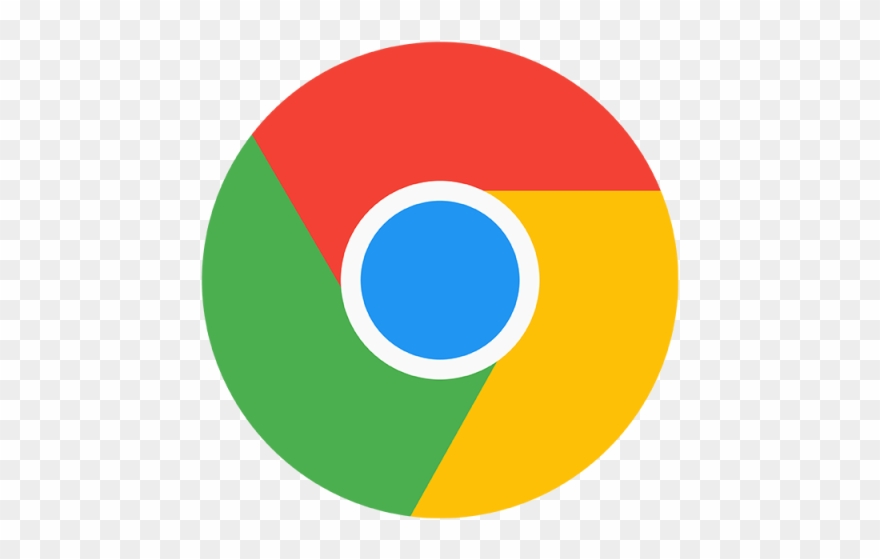 Chrome Icon Logo Template For Free Download.