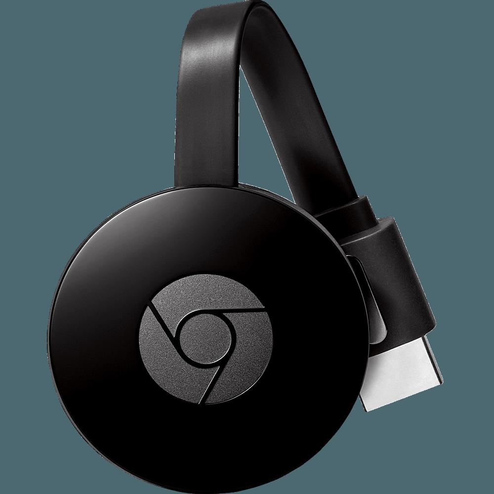 Google Chromecast.