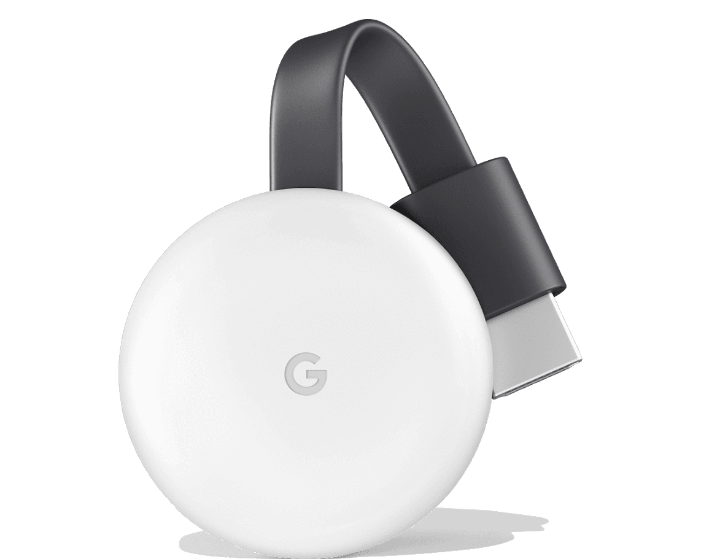 Google Chromecast 3rd Gen (2018).