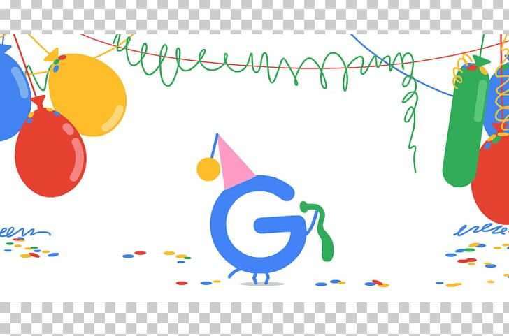 Happy Birthday To You Google Doodle Google Search PNG, Clipart.