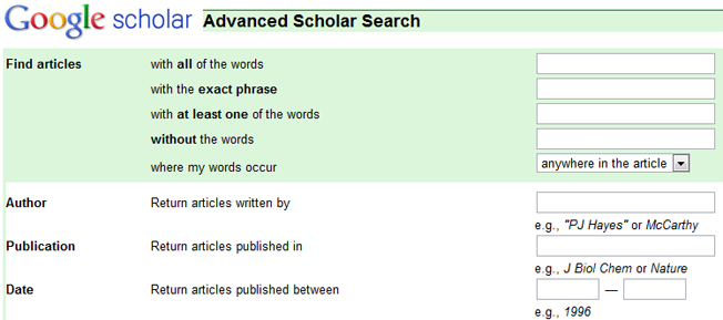 40 Advanced and Alternative Search Engines.