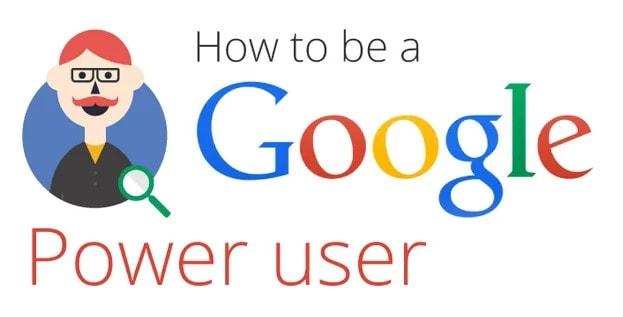 Advanced Google Search.