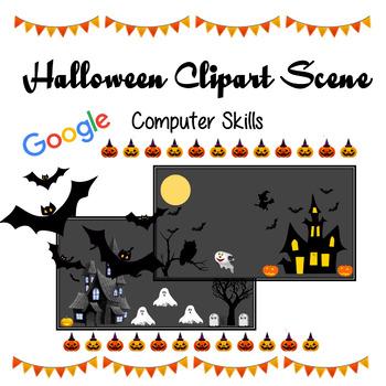 Halloween Computer Activities.