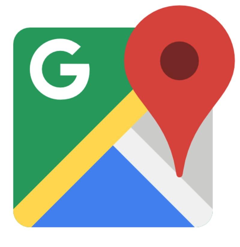 Google Map logo, Google Maps Navigation, LOCATION.