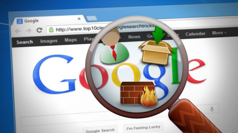 Top 10 Clever Google Search Tricks.