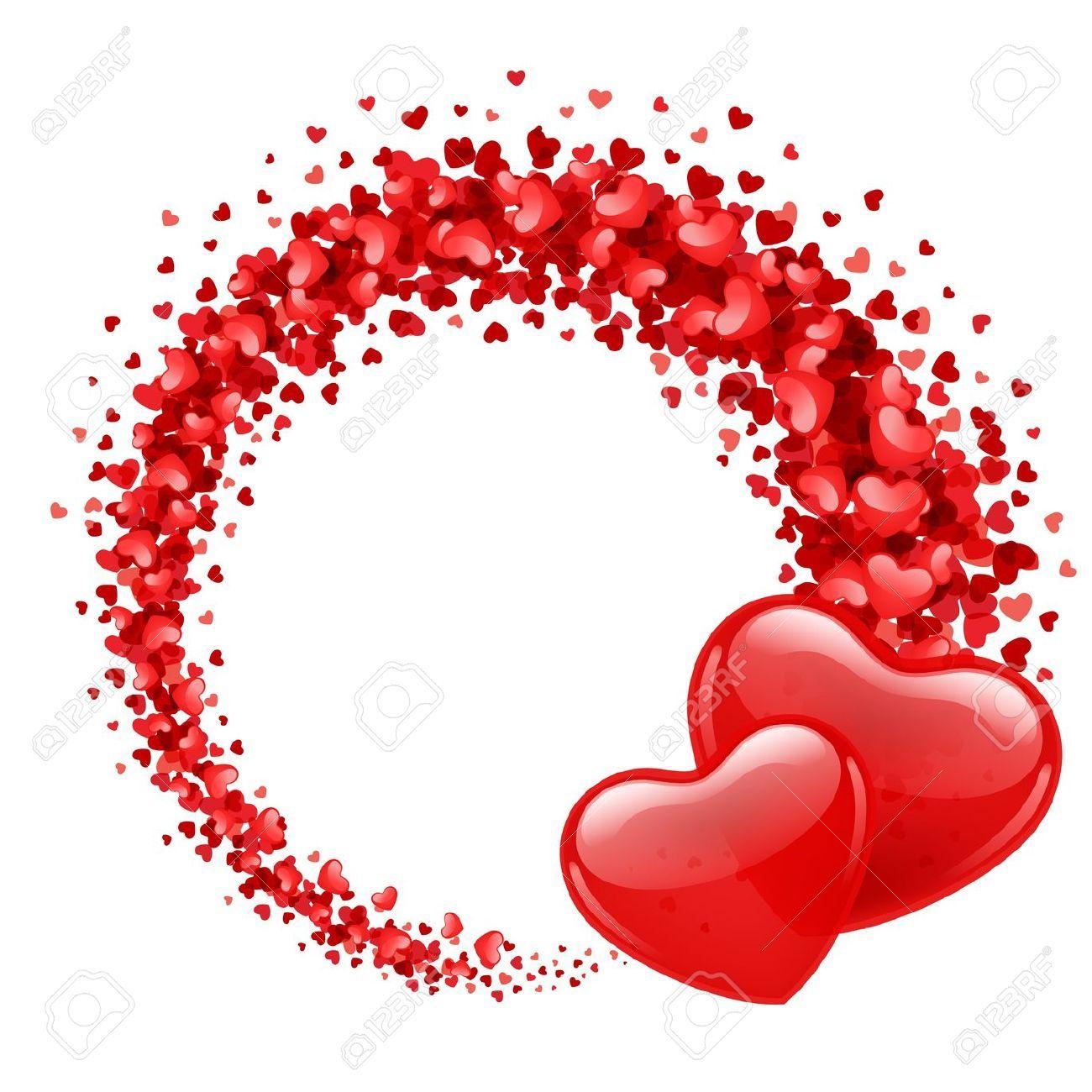 valentine background clipart.