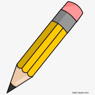 Blue Pencil Clipart.