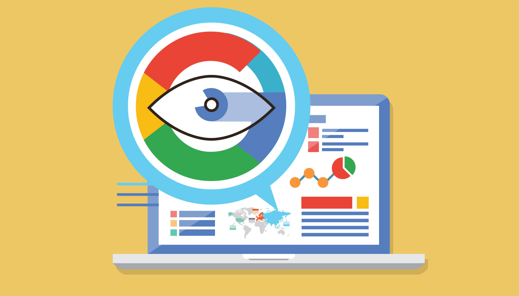 Guide to Google Data Studio: Data Visualisation in SEO.