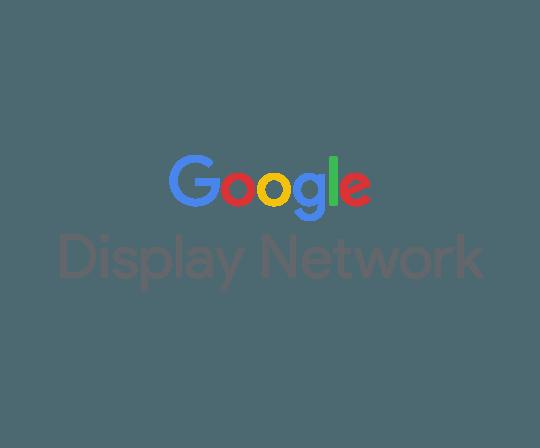 Google Display Network Logo.