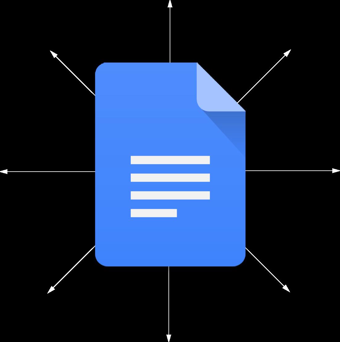 Google Docs Png.