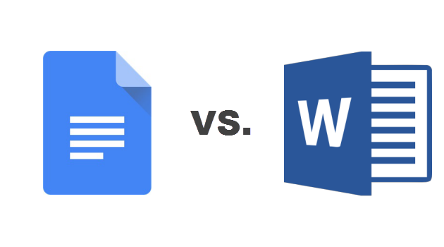Difference Between Google Docs and Microsoft Word.