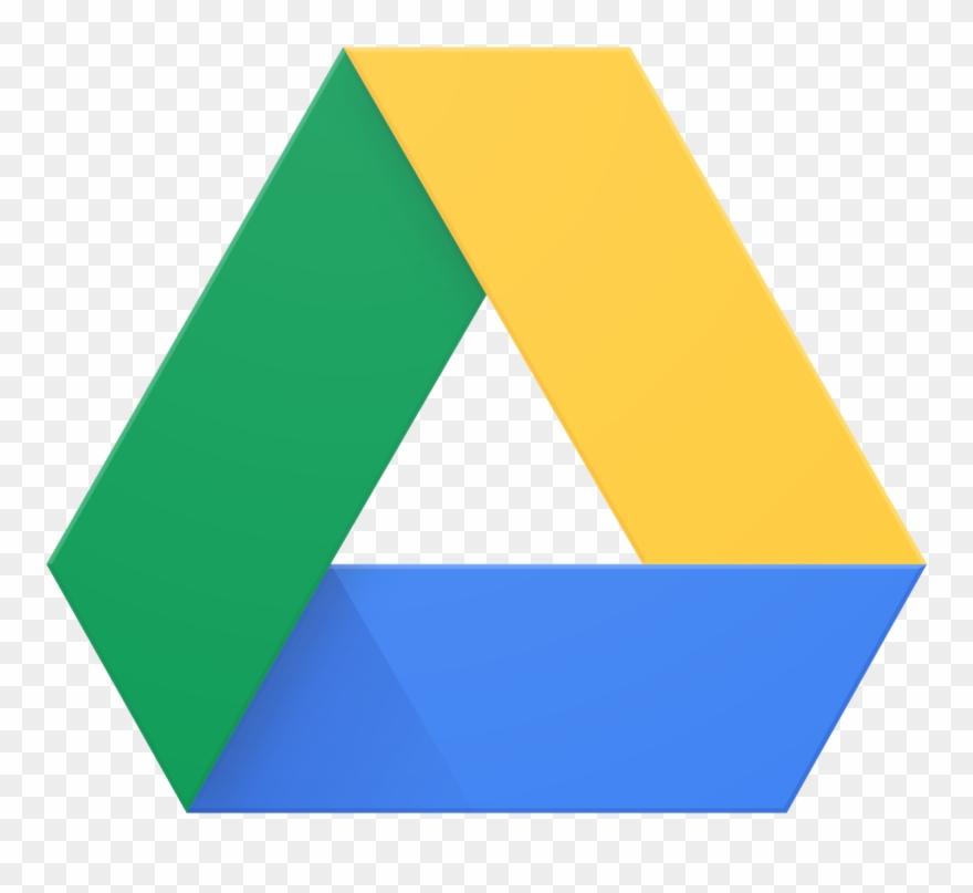 Google Drive Logo Clipart (#577454).