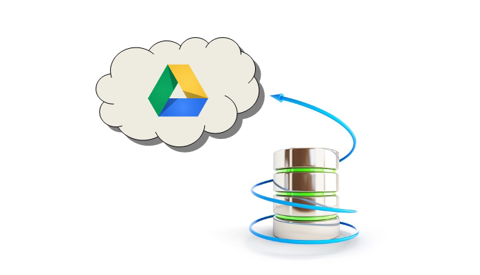 Moving your File Server to Google Drive.