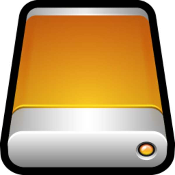 Device External Drive Icon.