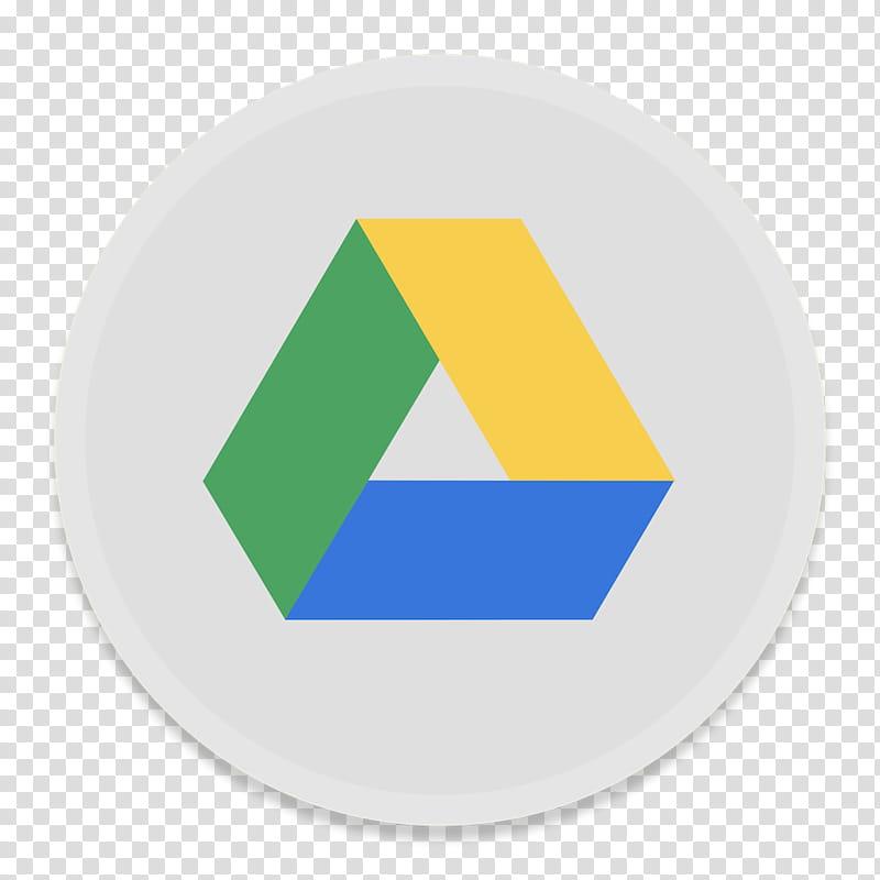 Button UI App One, Google Drive logo transparent background.