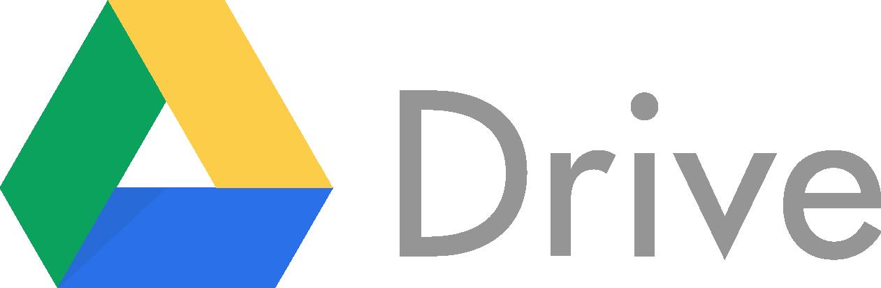 HD Google Drive Logo.
