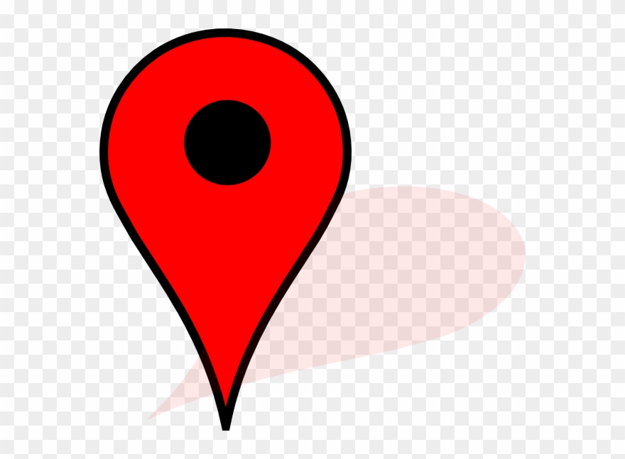 Google Earth Pin Clipart (#288840).