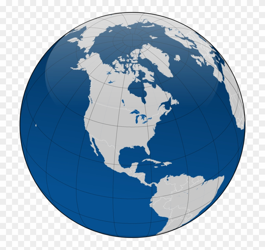 Globe Earth Computer Icons Download World Map.