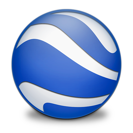 Google Earth Icon.