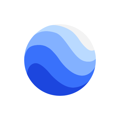 Google Earth logo vector in .eps, .ai and .png format.