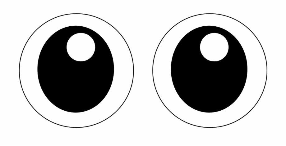 Googly Eyes Clipart, Transparent Png Download For Free #89260.