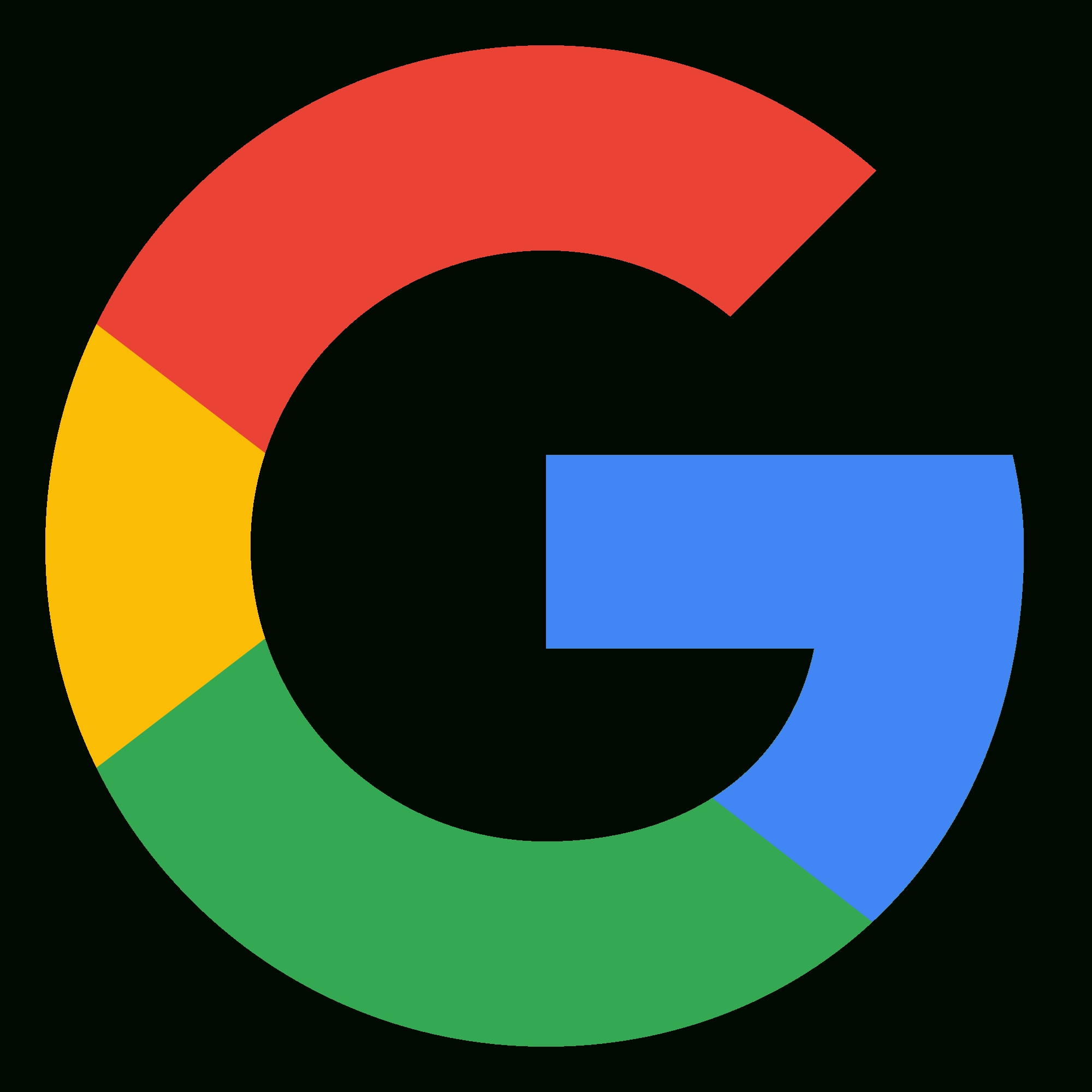 Google G Icon Png.