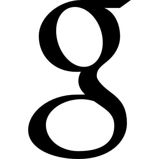 Google g logo Icons.