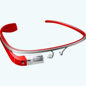 Google Glass Icon.