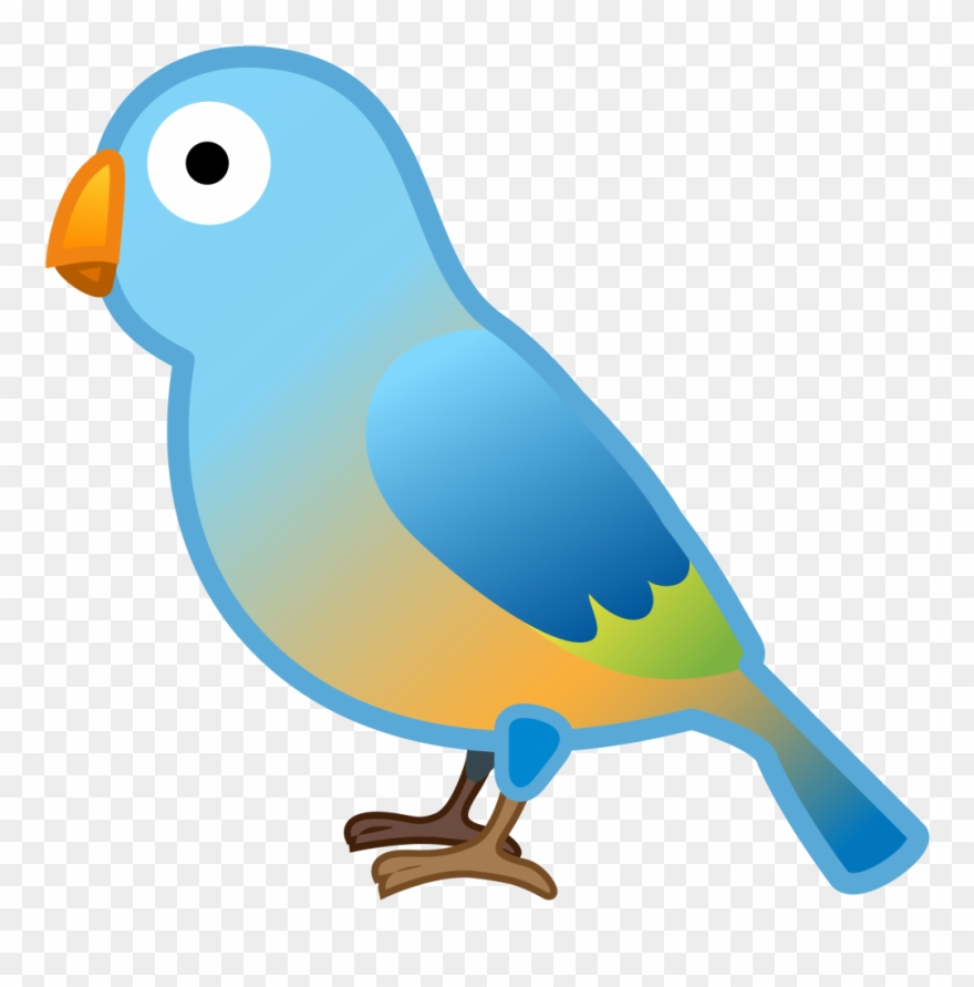 Bird Icon Noto Animals Nature Iconset Google.