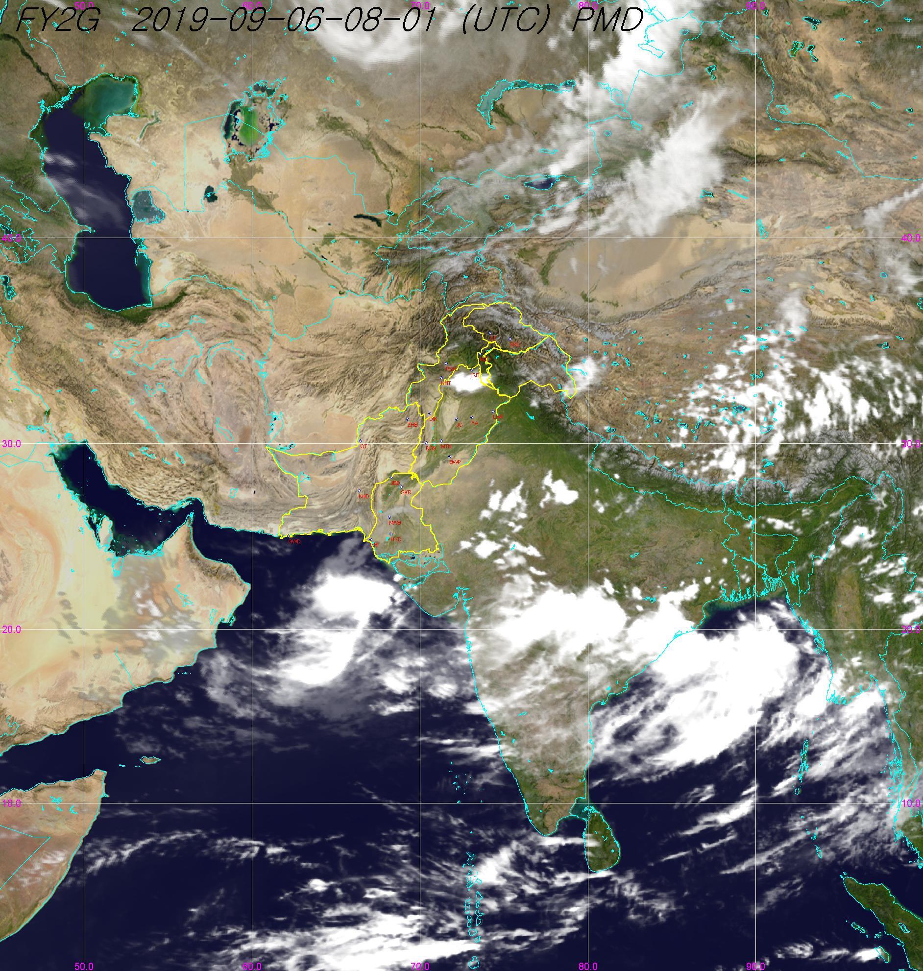 Satelite Images.