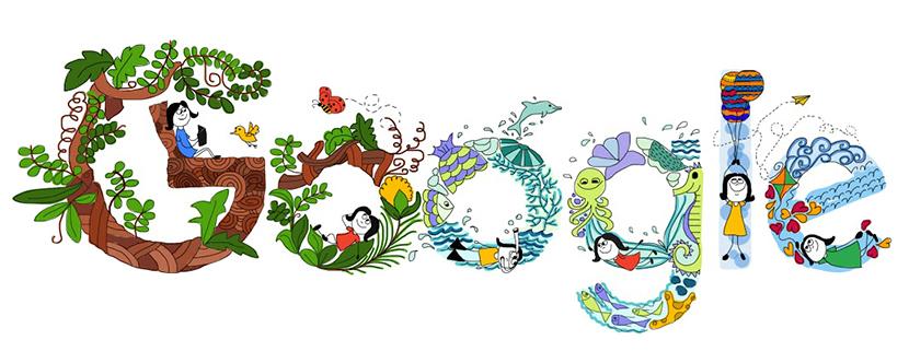Doodle 4 Google.