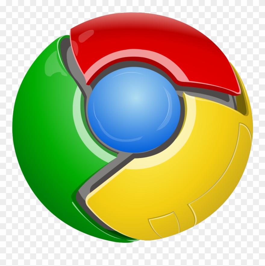 Google Chrome Logo Brands For Free Hd 3d Clipart (#2599175.