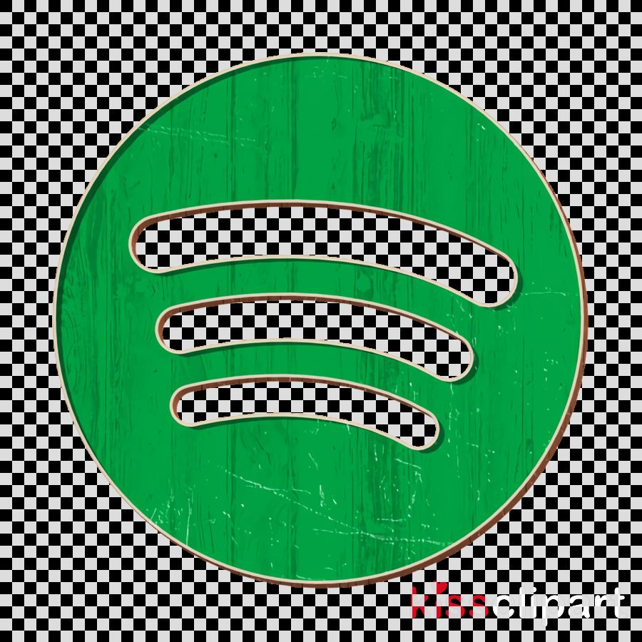 Spotify icon Logo icon Social Media Logos icon clipart.