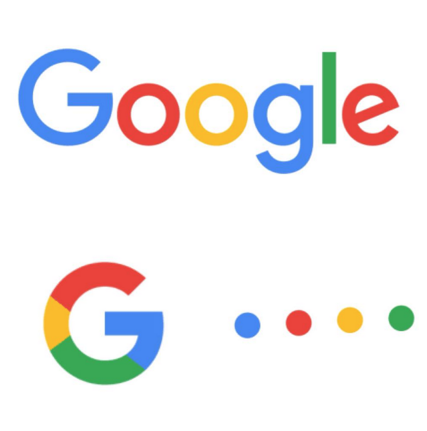 New Google Logo: With change comes great responsibility.